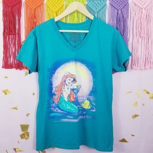 Disney Store The Little Mermaid Tee